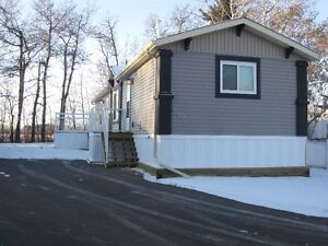 Brand New mobile with beautiful kitchen/great yard in Evergreen
