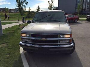 1999 Chevrolet Tahoe $5000
