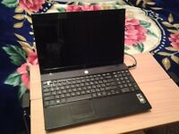 Hp probook Laptop. Webcam. HDMI. With charger.