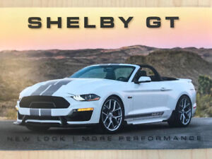 2019 SHELBY GT500 AND SHELBY SUPER SNAKES ORDER BANK IS NOW OPEN