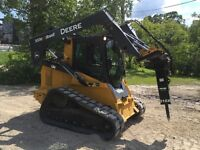 DEMOLITION, EXCAVATION, CONCRETE REMOVAL AND MORE!