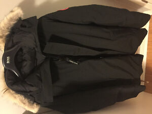 Canada goose men's black chateau