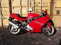 Ducati 600 ss - Nationwide Delivery Just £99 - New MOT