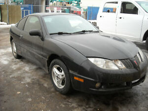 2005 Pontiac Sunfire Hatchback Power Sanroof