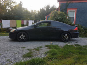 FS/TRADE: 2006 HONDA ACCORD coupe on 20s!