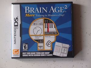Nintendo DS Brain Age2