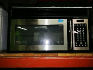 professional series microwave