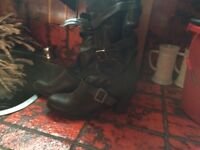 Size 8 swede boots