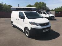 Peugeot Expert 1400 2.0 Bluehdi 120 Professional Van DIESEL MANUAL WHITE (2016)
