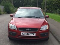 Automatic Ford Focus 1.6