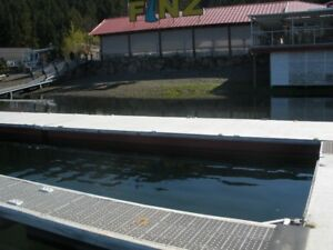 Boat Slip for rent in the Shuswap, BC