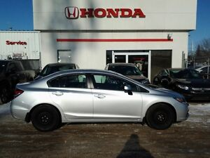 2013 Honda Civic LX 5AT