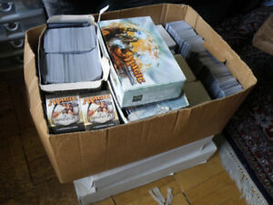Large Magic The Gathering collection - commons/uncommons only.