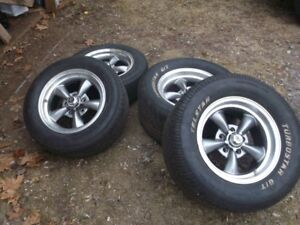 15x7 and 15x8 REV torque thrust wheels-Ford/Dodge