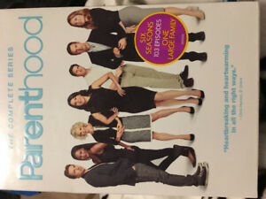 BRAND NEW Parenthood Complete series