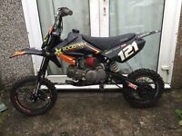 Stomp z140 pit bike not kx rm ktm cr pitbike