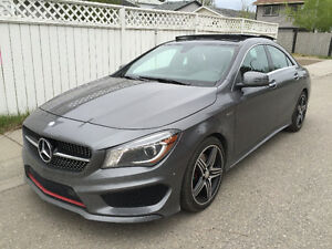 2016 Mercedes-Benz Other CLA 250 4MATIC AMG SPORT Sedan