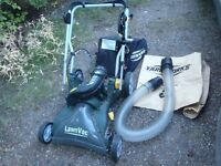 On hold for Greg Yardworks LawnVac w/attachments Not Working