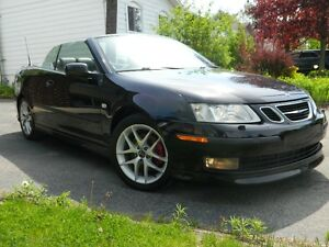 Saab 9-3 Aero Turbo M6 210hp Convertible