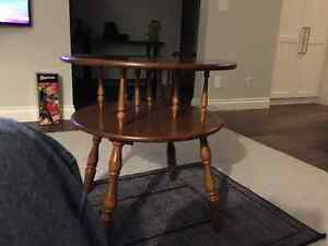 End Table Solid Maple