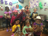 KIds and teens summer sewing camps