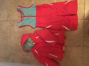 Brand new Columbia girl snow suit 2T Kingston Kingston Area image 1