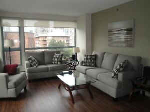 Furnished Spacious Vancouver Condo