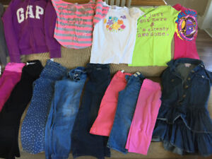 Girls Size 10 Clothes Lot - Excellent Condition