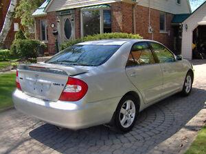 2004 Toyota Camry SE Sedan  Certified & E-Tested