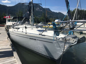 Jeanneau 40 local sailboat. Great price, solid cruising boat.