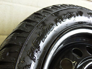 Hankook i-Pike RC-01 Winter Tires 195/55R15