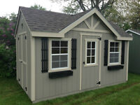 Cornerstone Mini Barns, Custom Storage and Utility Sheds