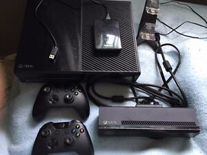 Selling XBox One Console And Accesories