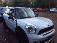 ***MINI COUNTRYMAN 2.0 COOPER S D Hatchback GOOD CREDIT BAD CREDIT FINANCE AVAILABLE ***