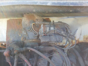 MACK CH613 WINDSHIELD WIPER MOTOR