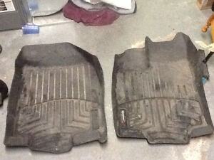 2008 Lincoln MKX weather tech mats Cambridge Kitchener Area image 2