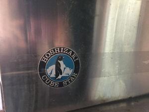 Hoshizaki cube ice maker