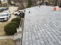 Professional Roofing Company-Licensed and Insured (204)295-5045