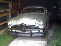 Ford 1950 Custom de luxe