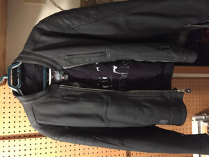 Selling genuine leather Arlen Ness motorcycle jacket for 230 obo