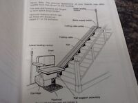 Stannah Stairlift For Sale (Stair Lift)