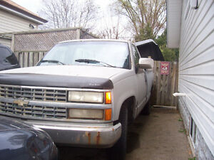1992 CHEV PICK UP