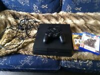 Swap my 500gb PlayStation 4 for Xbox one and games