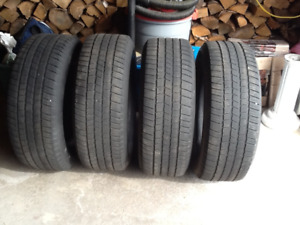 MICHELIN LTX MS 265/65/R17 tires with 10,000 km left on them