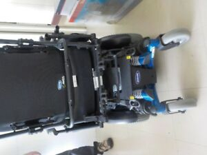 Invacare TDX SP ELECTRIC WHEEL CHAIR