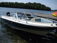 Doral boat with 150HP