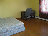 AVAILABLE NOW---2 FURNISHED ROOMS---FEMALE STUDENT APARTMENT