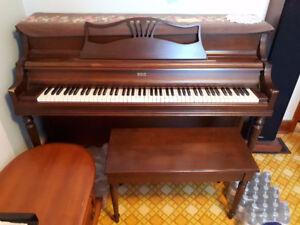 willis upright piano