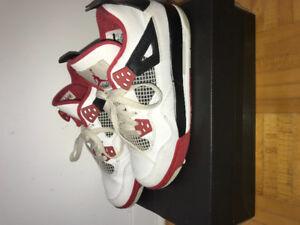 Air Jordan 4 Retro GS Womens