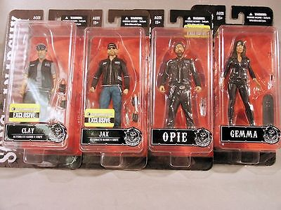 Mezco Toys Breaking Bad And Sons Of Anarchy Action Figures You Choose Free Ship